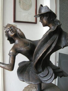 Cavina G.M. Tango argentino