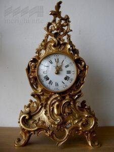 Orologio ottone cm25x45