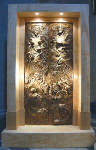 Porta degli Sterpi - bronzo 2008